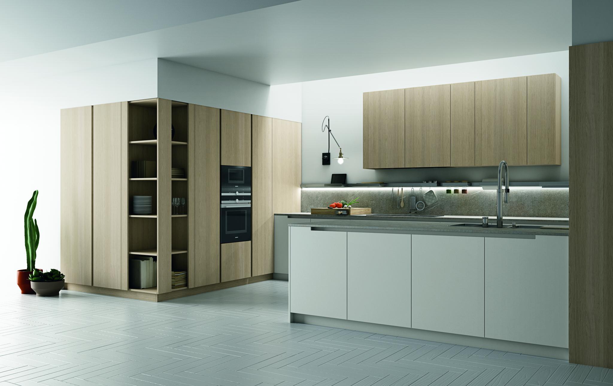 Decoración de cocinas estilo minimalista